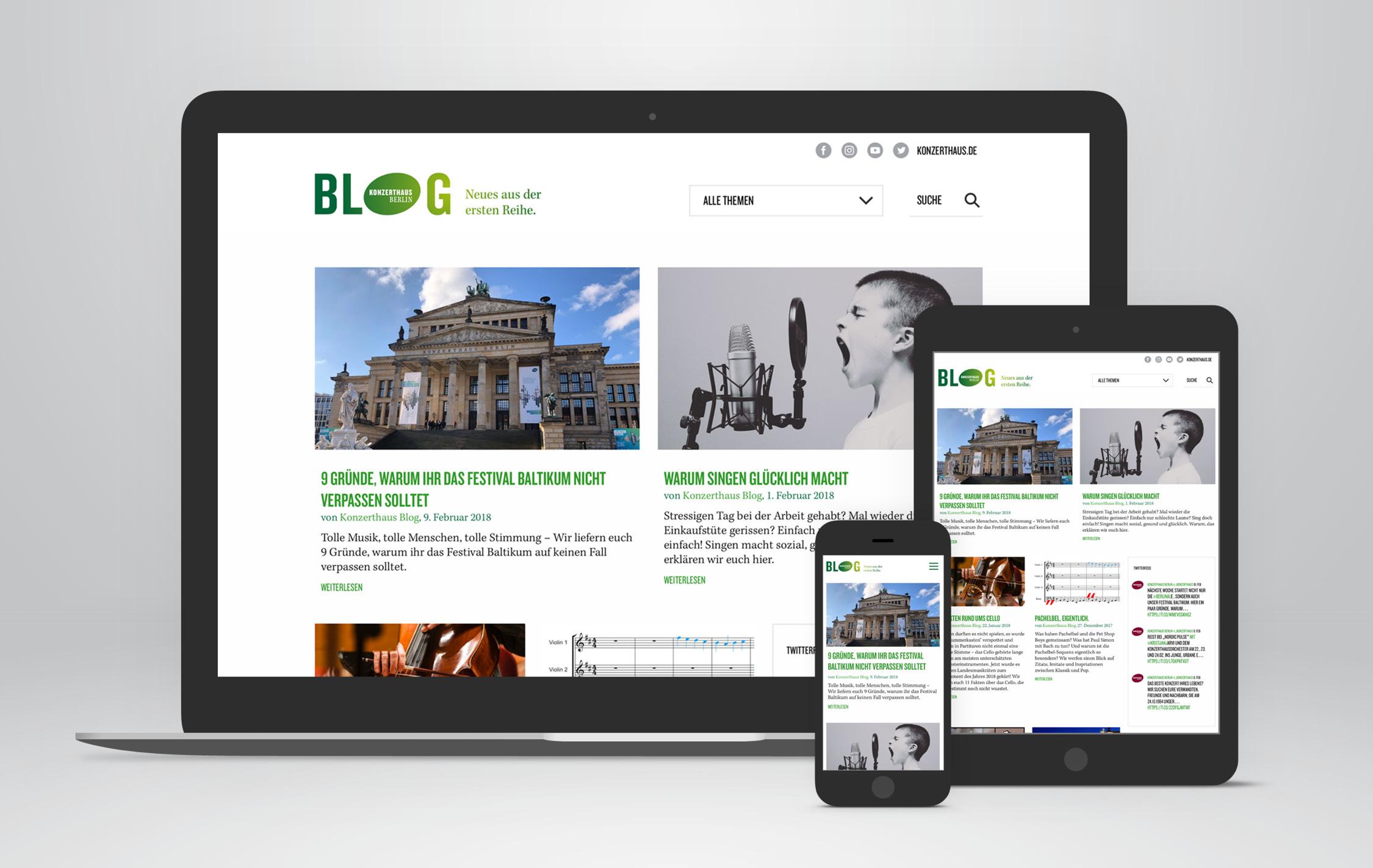Konzerthaus Blog Startseite