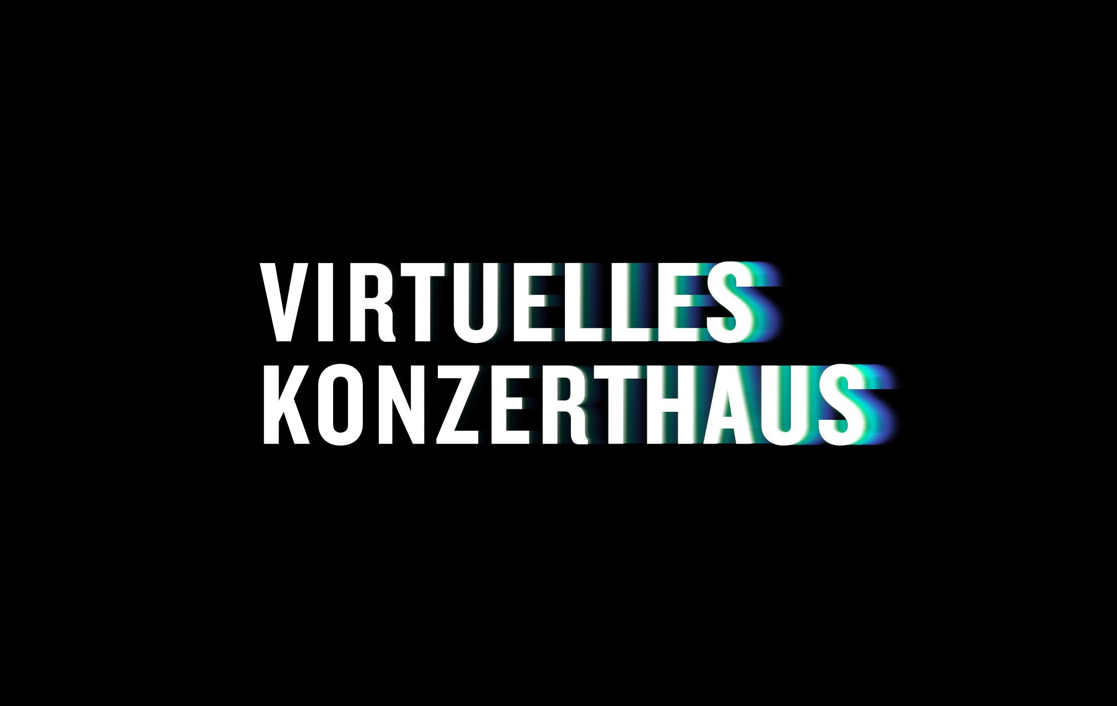 Virtuelles Konzerthaus Logo